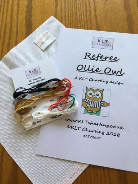 Referee Ollie Owl Full Kit